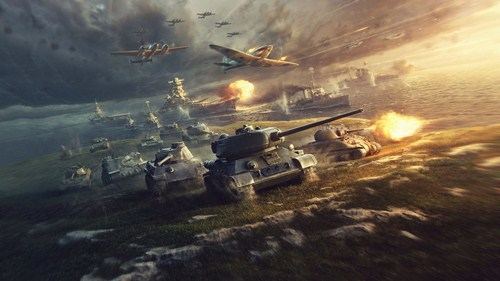 Чит World of Tanks цветные трассеры