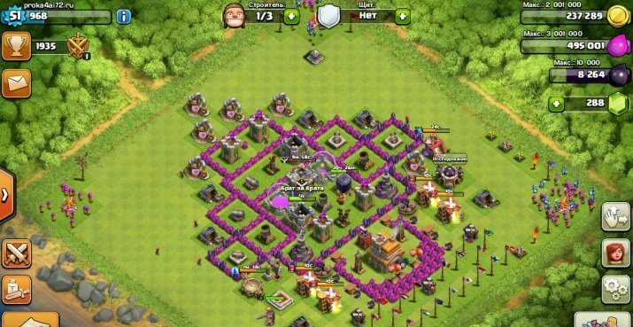 Секреты для игры clash of clans